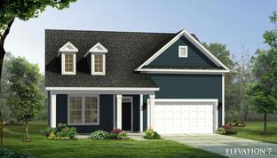 Cooper 3 - MillBridge: Waxhaw, North Carolina - Dan Ryan Builders