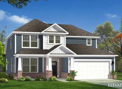 Middleton - Paddlers Cove: Clover, North Carolina - Dan Ryan Builders
