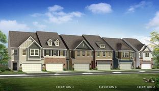 Coventry - Masons Bend Townhomes: Fort Mill, North Carolina - Dan Ryan Builders