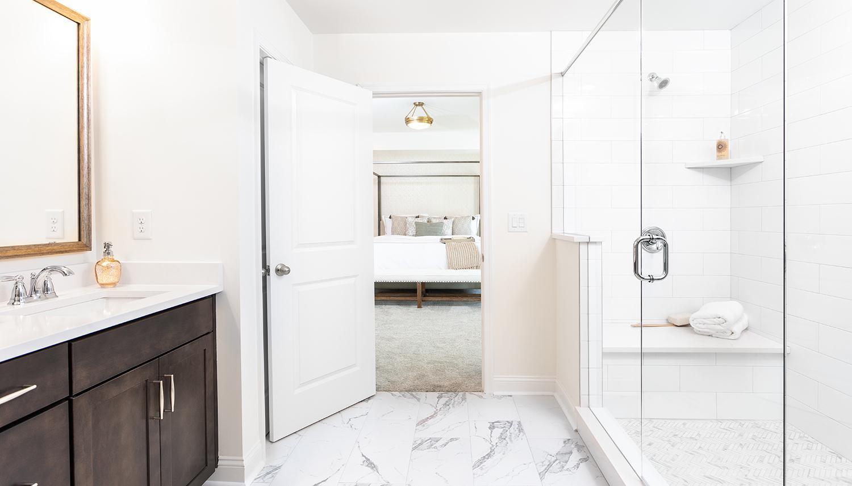 Bathroom featured in the Drayton By Dan Ryan Builders in Charlotte, NC