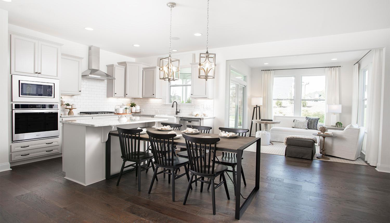 Kitchen featured in the Drayton By Dan Ryan Builders in Charlotte, NC