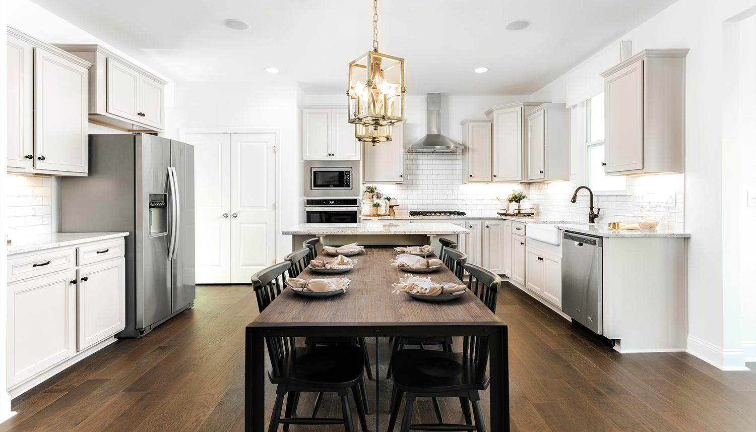 Kitchen featured in the Drayton By Dan Ryan Builders in Charlotte, SC