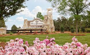 MillBridge by Dan Ryan Builders in Charlotte North Carolina