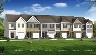 Litchfield - Masons Bend Townhomes: Fort Mill, North Carolina - Dan Ryan Builders