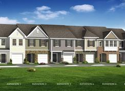 Litchfield - Paddlers Cove Townhomes: Clover, North Carolina - Dan Ryan Builders