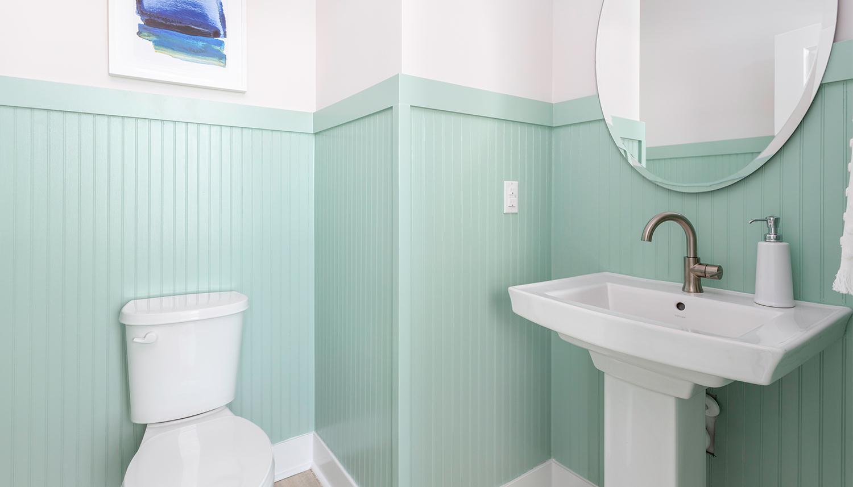 Bathroom featured in the Litchfield By Dan Ryan Builders in Charlotte, SC