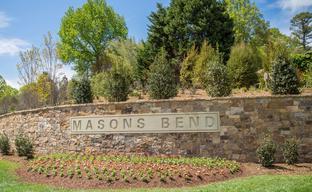 Masons Bend Townhomes by Dan Ryan Builders in Charlotte South Carolina