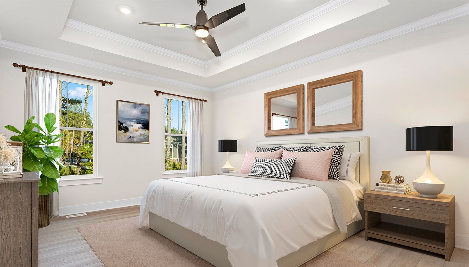 Bedroom featured in the Latitude By DRB Coastal in Sussex, DE