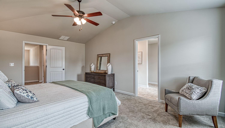 Bedroom featured in The Layla II By Dan Ryan Builders in Atlanta, GA