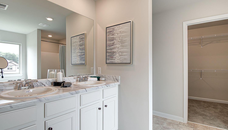 Bathroom featured in The Layla II By Dan Ryan Builders in Atlanta, GA