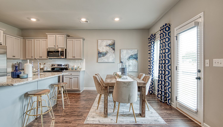 Kitchen featured in The Reagan By Dan Ryan Builders in Atlanta, GA