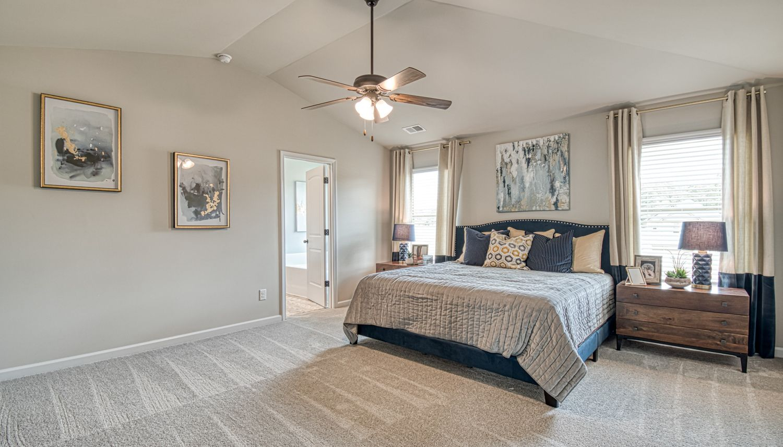 Bedroom featured in The Reagan By Dan Ryan Builders in Atlanta, GA