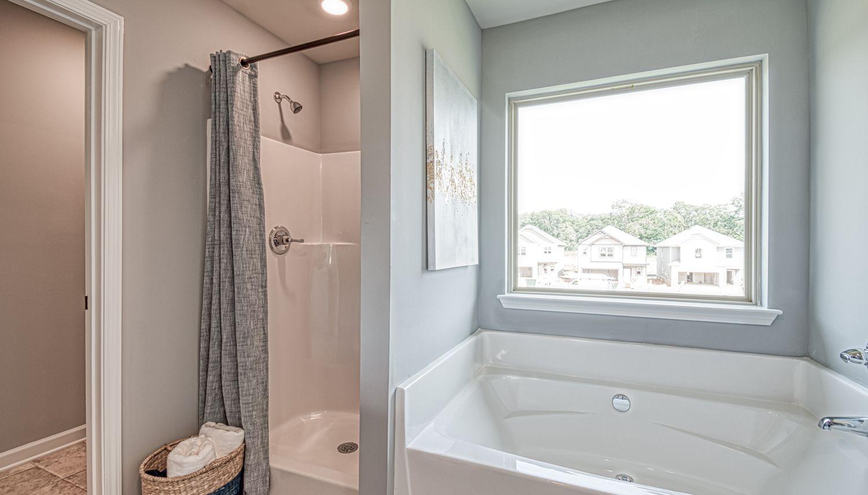 Bathroom featured in The Reagan By Dan Ryan Builders in Atlanta, GA