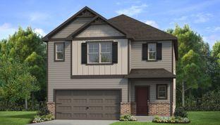 Millhaven - Towne Center: Hampton, Georgia - Dan Ryan Builders