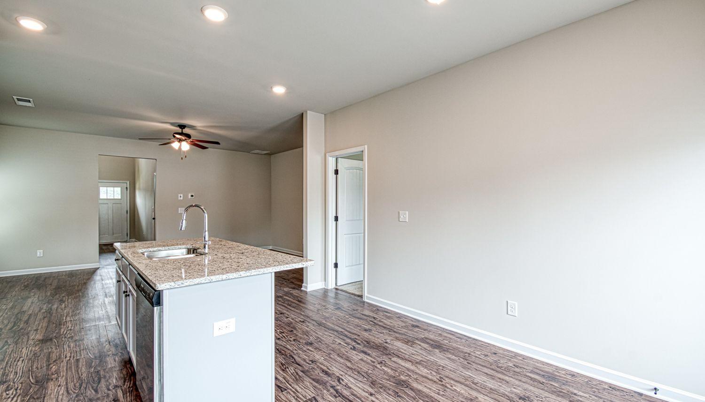 Kitchen featured in The Millhaven By Dan Ryan Builders in Atlanta, GA