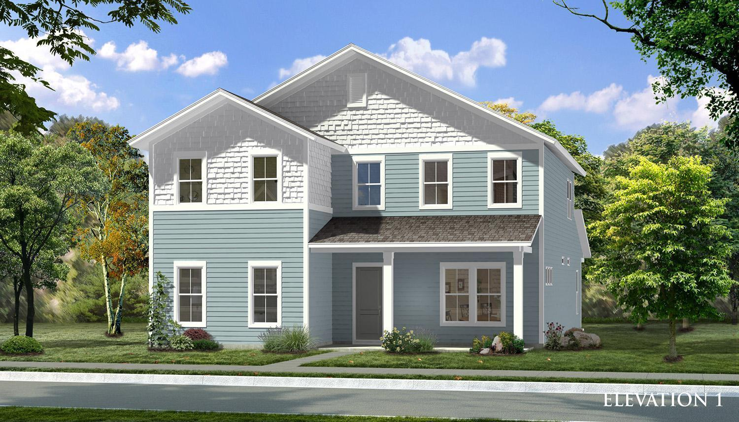 Exterior featured in the Rosecroft II By DRB Coastal in Charleston, SC