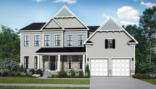 Creighton - Carter's Grove: Manassas, District Of Columbia - Dan Ryan Builders