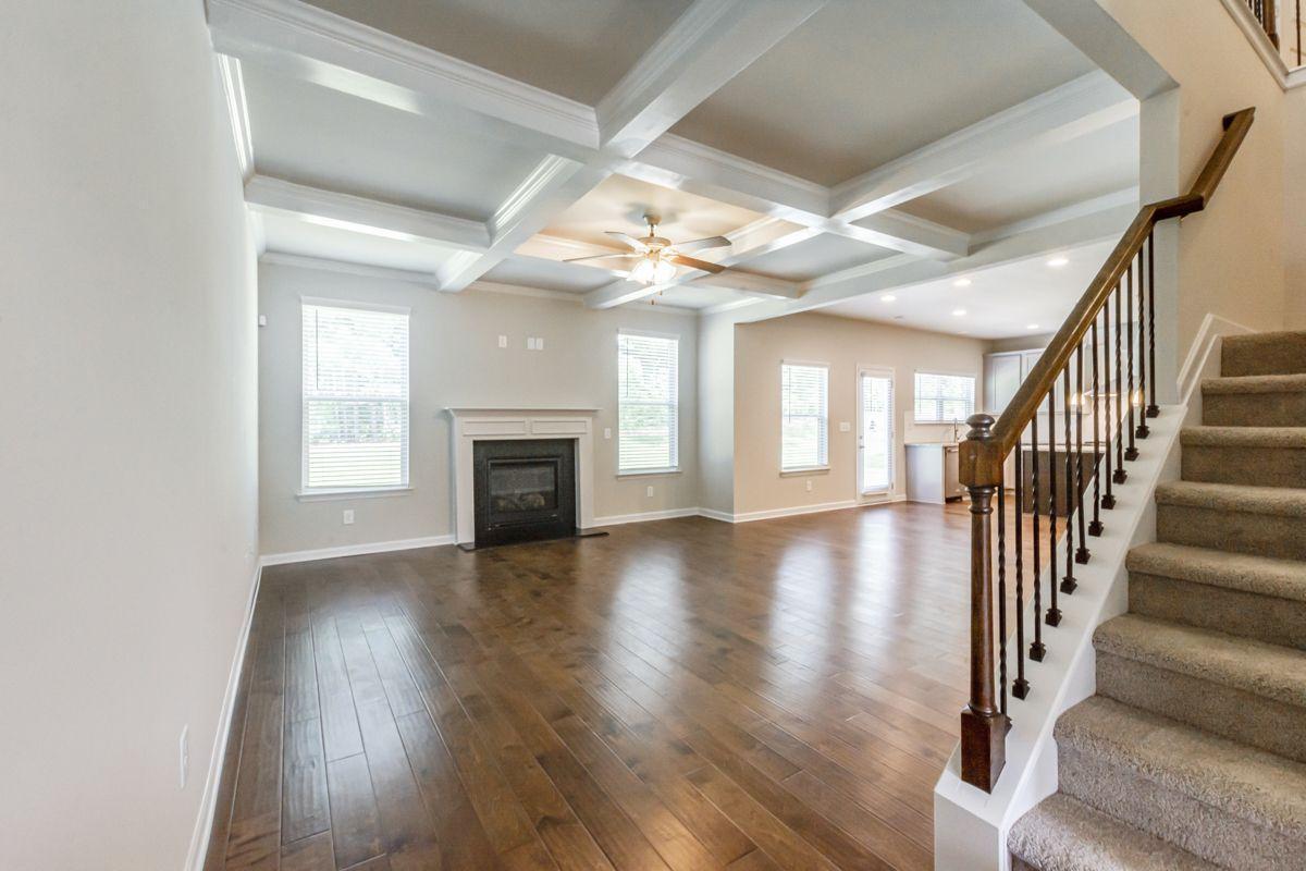 Living Area featured in the Abigail II By Dan Ryan Builders in Atlanta, GA