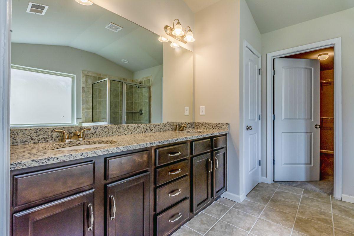 Bathroom featured in the Abigail II By Dan Ryan Builders in Atlanta, GA