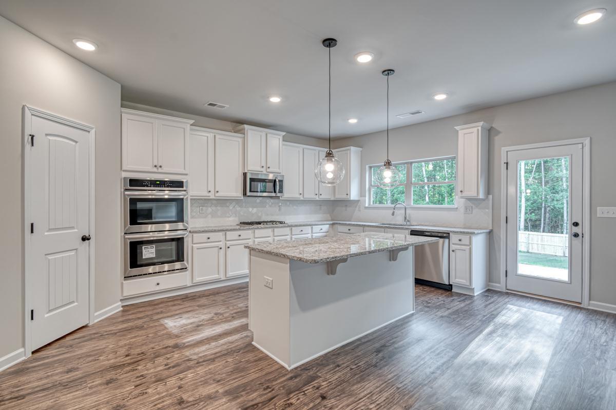 Kitchen featured in the Bucknell (Previously Bristol II) By Dan Ryan Builders in Atlanta, GA