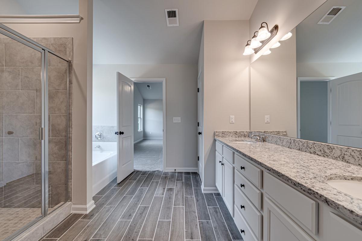 Bathroom featured in the Bucknell (Previously Bristol II) By Dan Ryan Builders in Atlanta, GA