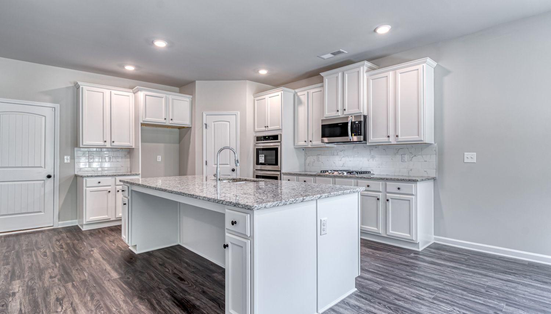 Kitchen featured in the McKinley II By Dan Ryan Builders in Atlanta, GA