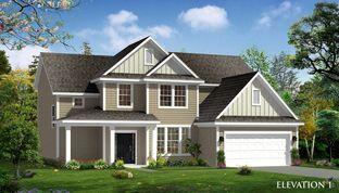 Arlington - Vineyards: Charlotte, North Carolina - Dan Ryan Builders