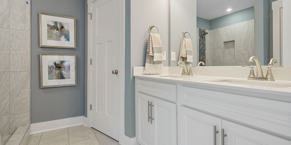 Bathroom featured in the Egret By DRB Coastal in Charleston, SC
