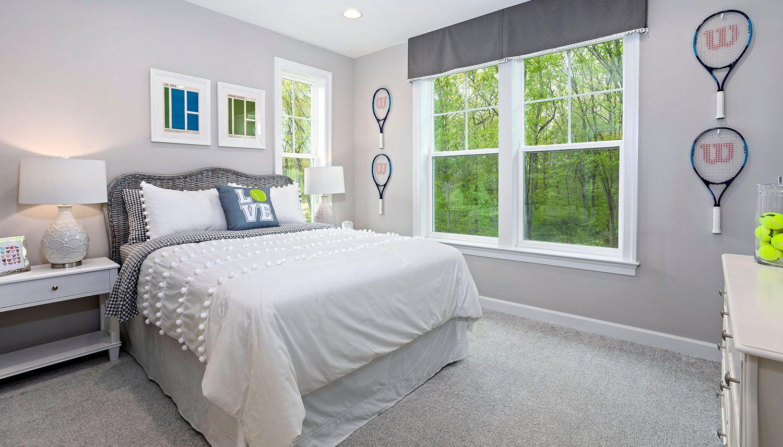Bedroom featured in the Richmond  By Dan Ryan Builders in Washington, VA