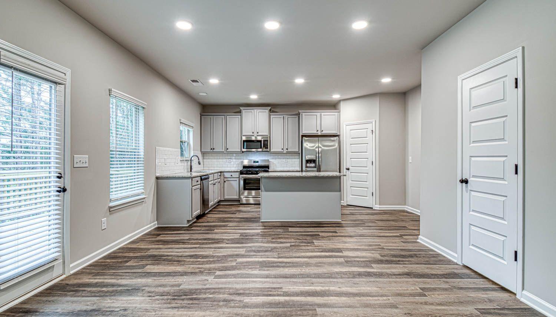 Kitchen featured in The Oakmont By Dan Ryan Builders in Atlanta, GA