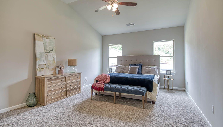 Bedroom featured in The Firestone By Dan Ryan Builders in Auburn-Opelika, AL