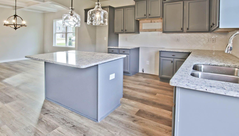 Kitchen featured in The Westin By Dan Ryan Builders in Auburn-Opelika, AL