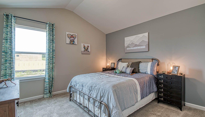 Bedroom featured in The Westin By Dan Ryan Builders in Auburn-Opelika, AL