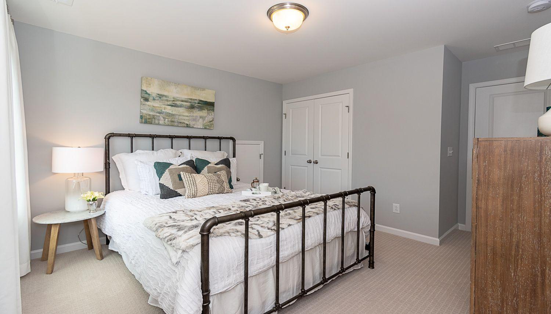 Bedroom featured in the Middleton By Dan Ryan Builders in Charlotte, SC