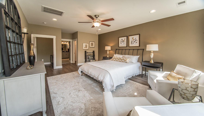 Bedroom featured in the Cooper 3 By Dan Ryan Builders in Charlotte, NC