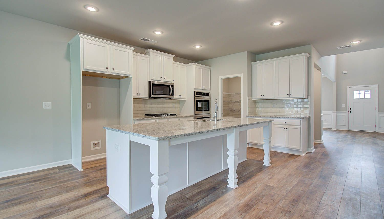 Kitchen featured in the Rainier (Previously Roosevelt III) By Dan Ryan Builders in Atlanta, GA