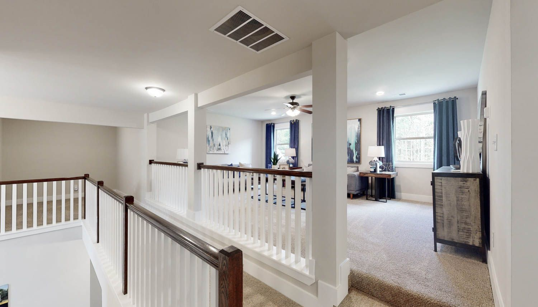 Living Area featured in the Emerson II By Dan Ryan Builders in Atlanta, GA