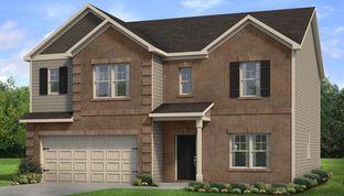 Radcliffe - Ridgewater: Loganville, Georgia - Dan Ryan Builders