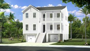 Keeneland II - Enclave at Stratton: Mount Pleasant, South Carolina - DRB Coastal
