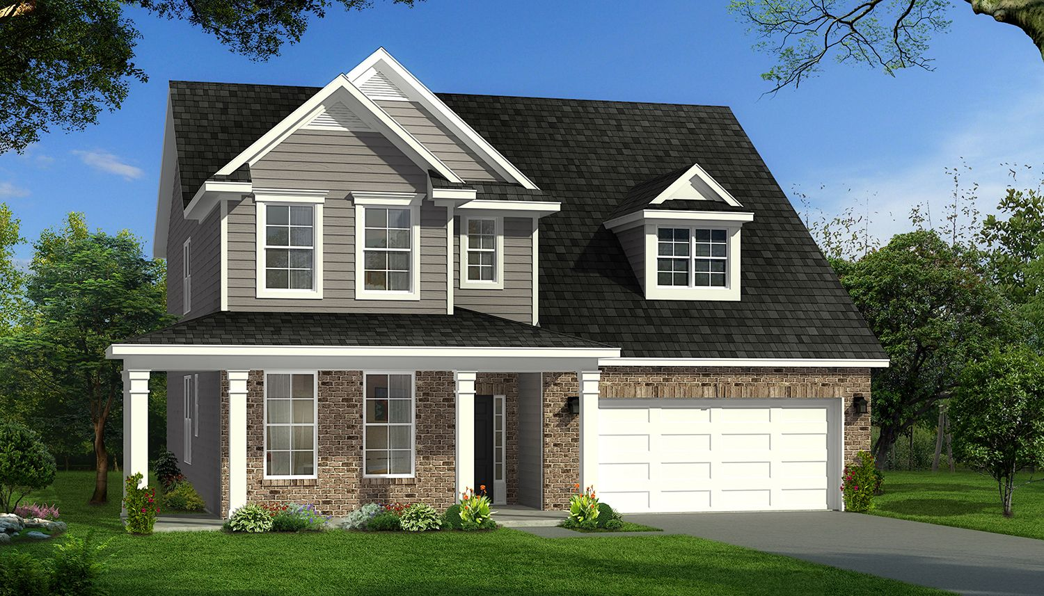 Homebuilder designs in berkeley sc movenewhomes for Home builders south carolina
