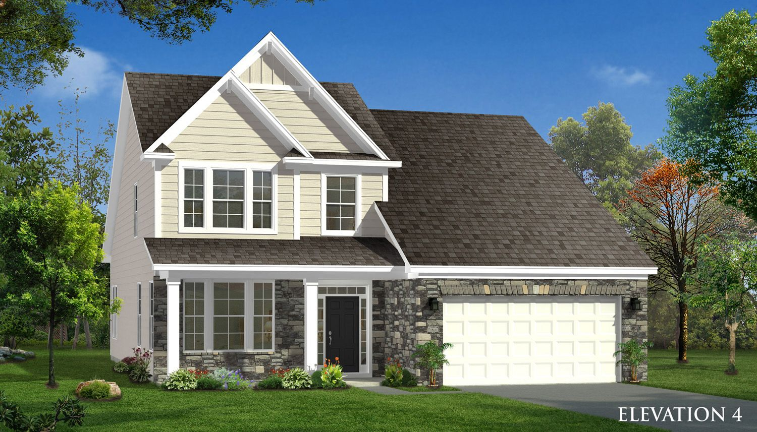 New Construction Homes And Floor Plans In Summ Sc