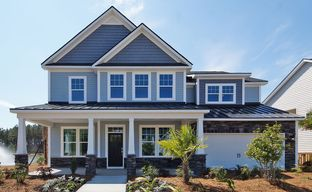 South Pointe Estates by Dan Ryan Builders in Charleston South Carolina