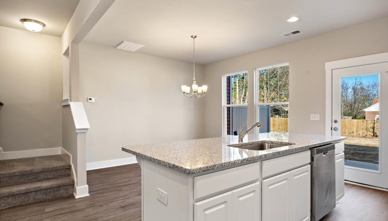 Kitchen featured in the Litchfield By Dan Ryan Builders in Charleston, SC