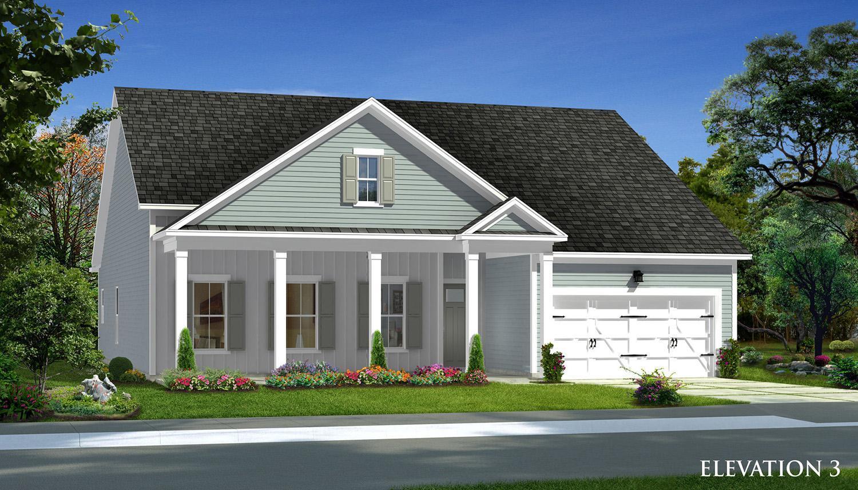 Exterior featured in the Woodlief II By Dan Ryan Builders in Charleston, SC