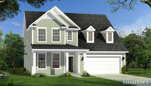 Drayton - South Pointe Estates: Summerville, South Carolina - Dan Ryan Builders