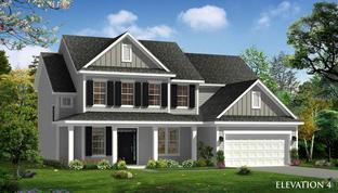 Arlington - South Pointe Estates: Summerville, South Carolina - Dan Ryan Builders
