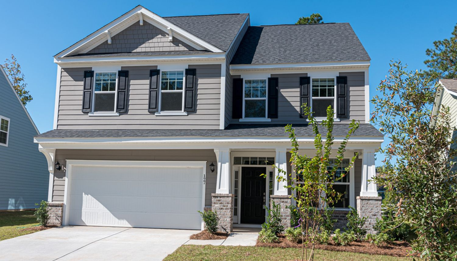 Exterior featured in the Devon By Dan Ryan Builders in Charleston, SC