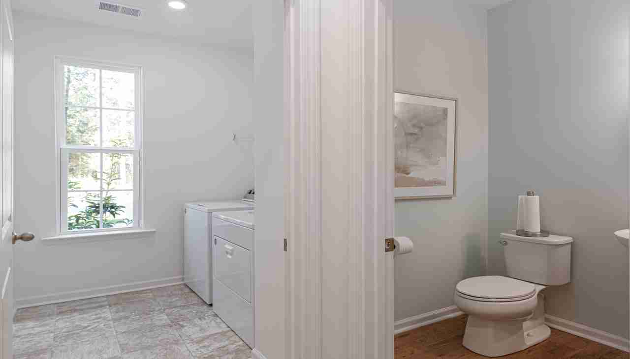 Laundry Room/ Powder Room