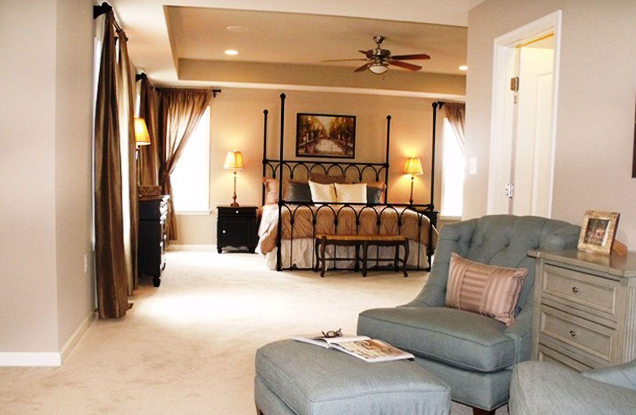 Bedroom featured in the Belmont II By Dan Ryan Builders in Hagerstown, MD