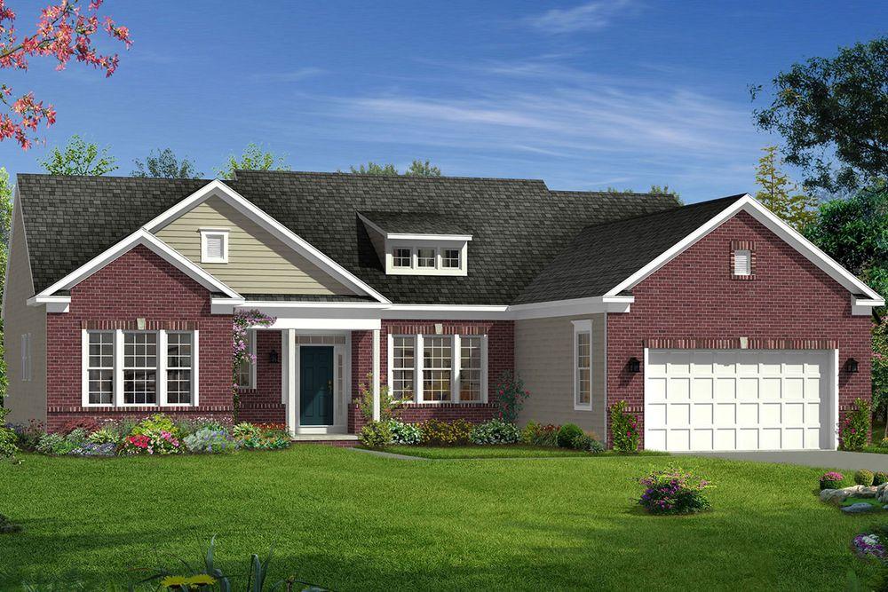 Dan ryan builders poplar floor plan carpet review for Ryan home plans